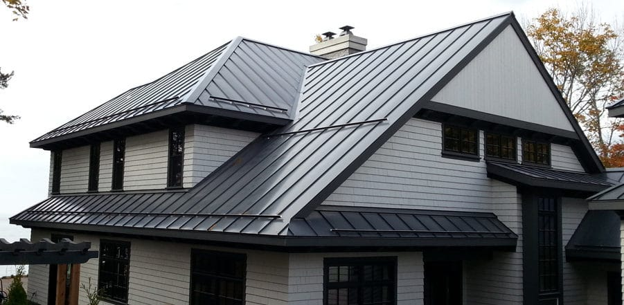 metal broof excellent roofing