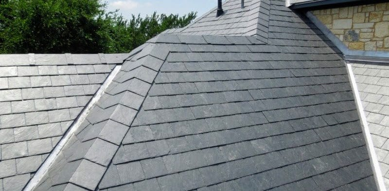 slate roof excellent roofing