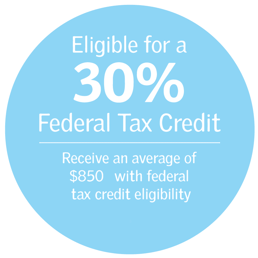 Excellent Roofing 30 percent tax credit