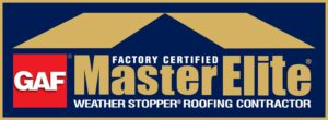 excellent roofing GAF Master elite