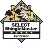 excellent roofing certainteed select Shingle Master