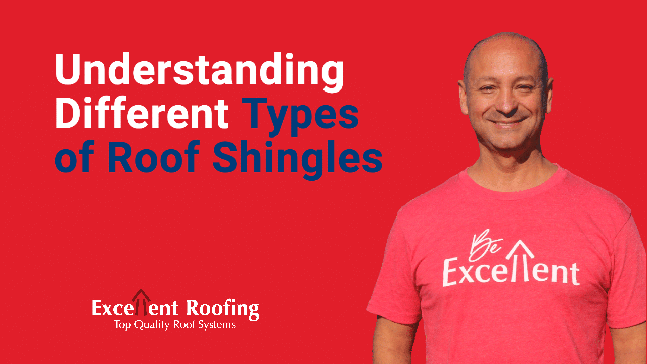 understanding the types of roof shingles at excellent roofing memphis