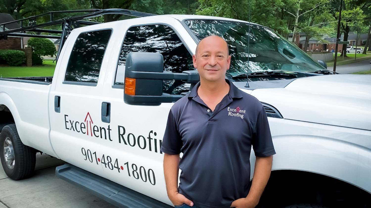owner of excellent roofing in memphis, tn is john bennett